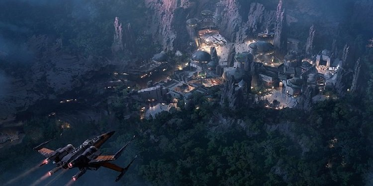 Star Wars Land Opening in 2019!