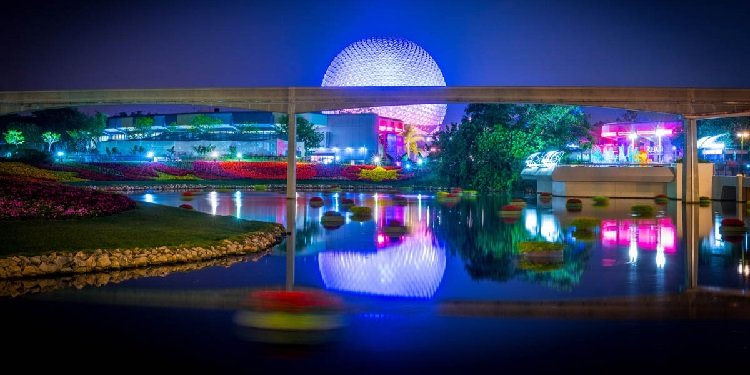 A European Perspective of Epcot!