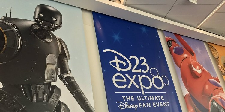 More from the D23 Expo in Anaheim!