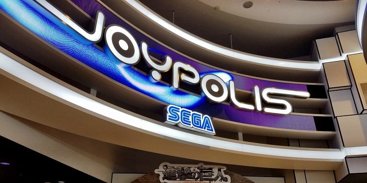 Great Trip Report from Joypolis!