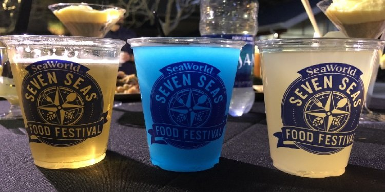 SeaWorld's Seven Seas Food Festival!