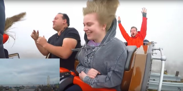 How Much Air Do You Get On Steel Vengeance?