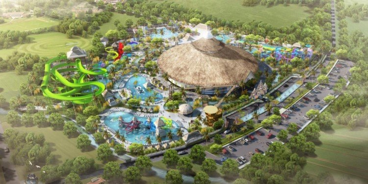 Cartoon Network Water Park Coming to Indonesia!