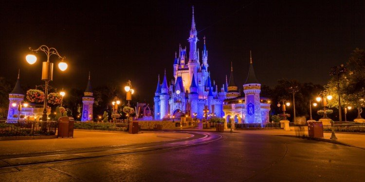 After Hours Event at Florida's Magic Kingdom!