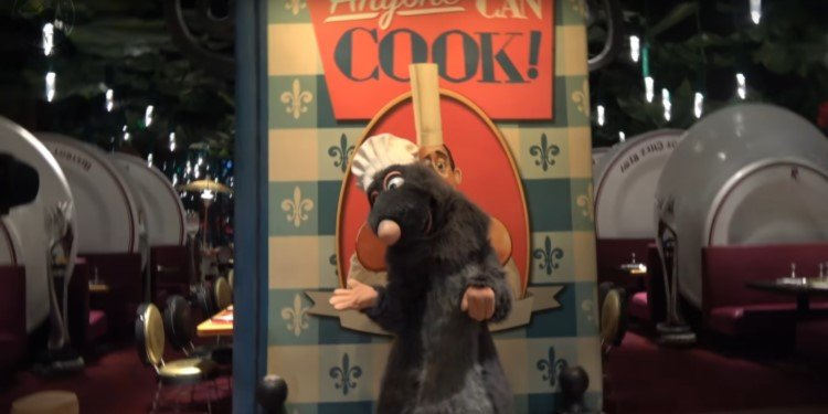 New Food & Wine Festival at Paris Disney!