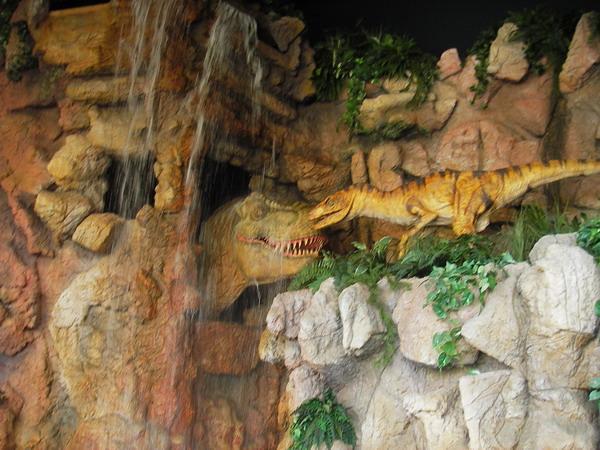 Theme Park Review Photo Ride Report Jurassic Jungle