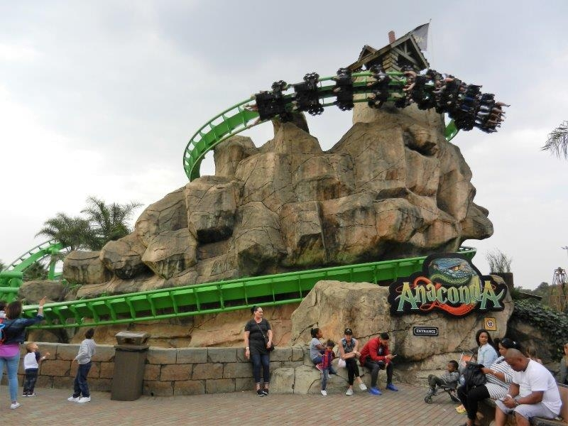 Gold Reef City >> Theme Park Review Gold Reef City Johannesburg South Africa
