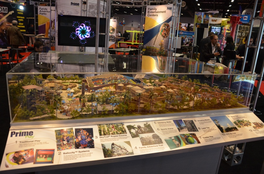 Theme Park Review • IAAPA 2011 Trade Show - TPR's Official Report!
