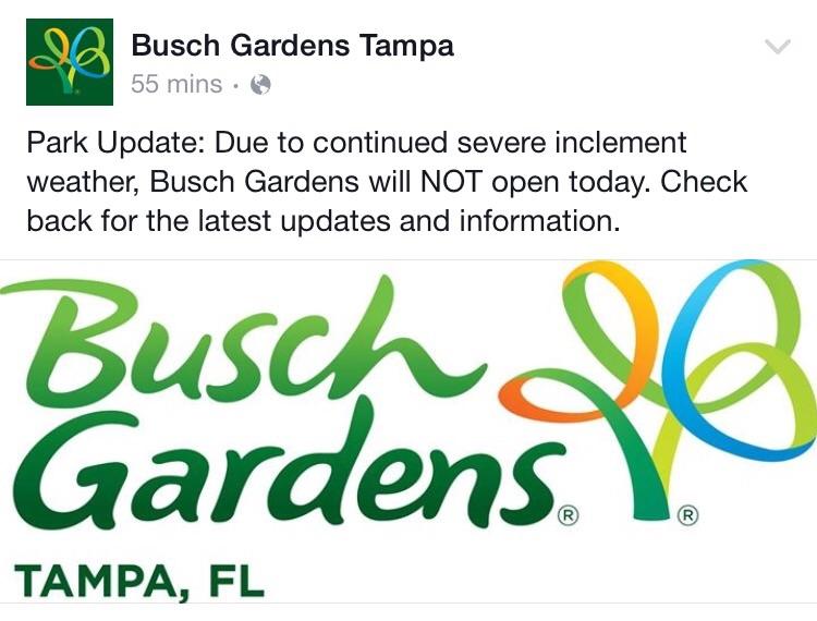 Theme Park Review Busch Gardens Tampa Bay Bgt Discussion Thread