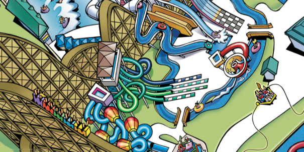 Map Of Canadas Wonderland 2017.Theme Park Review Canada S Wonderland Discussion Thread