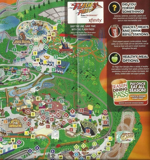 Theme Park Review • Six Flags Over Georgia SFOG Discussion Thread