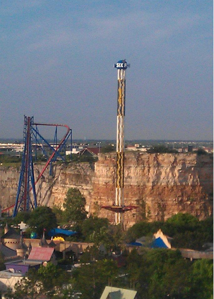 Theme Park Review Six Flags Fiesta Texas Sfft Discussion