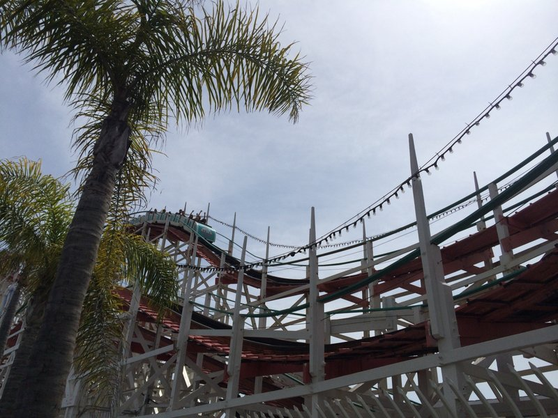 Theme Park Review Photo Tr California Dreamin