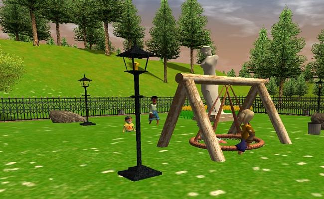Theme Park Review • Woodland Park [RCT3]