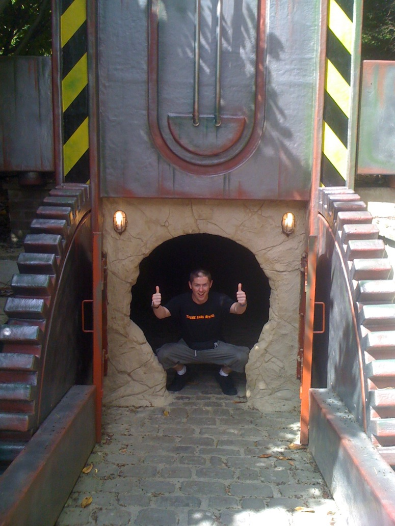 The Good Ride >> Lightwater Valley - Theme Park Review's 2010 UK Trip