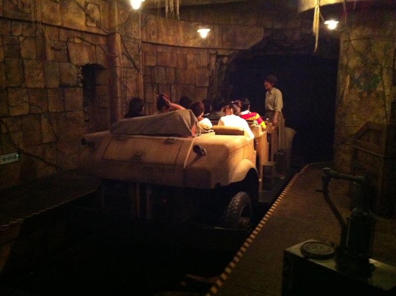 universal studios hollywood rides