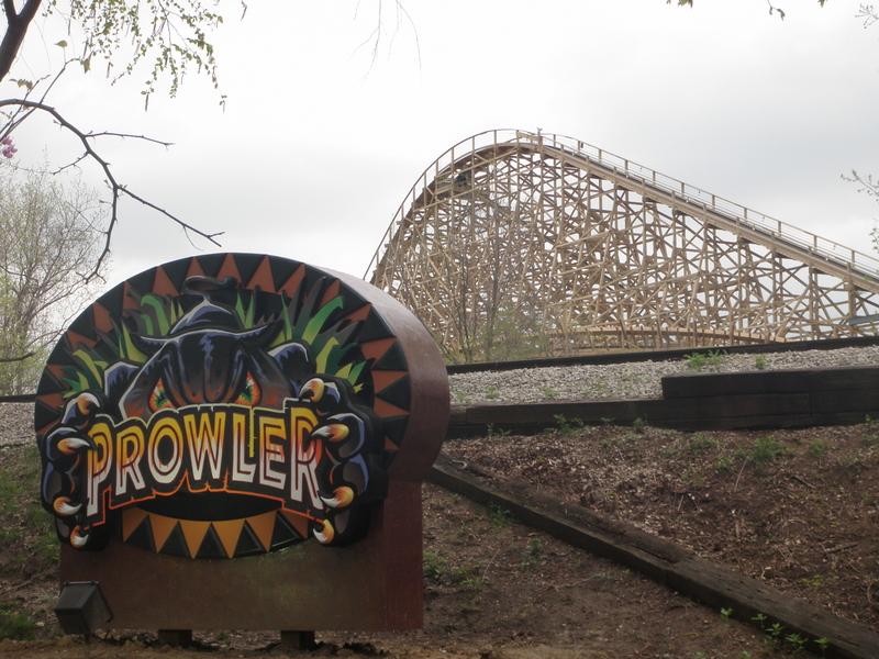 Candid Theme Park