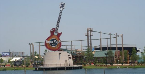 Theme Park Review Photo & Video Update!  Hard Rock Park, Myrtle Beach, SC