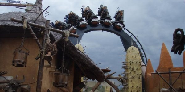 Theme Park Review Photo Update! Phantasialand, Germany