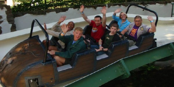 Theme Park Review Photo Update! Efteling with Theme Park Review!