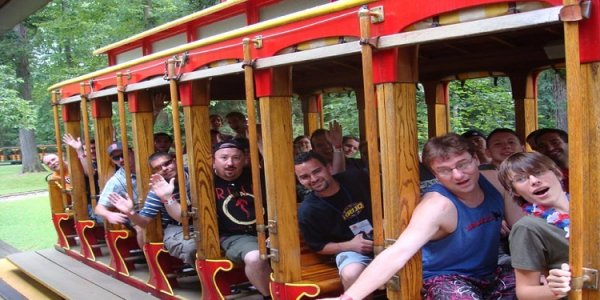 Theme Park Review Photo Update!  Idlewild!