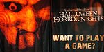 Halloween Horror Nights - Hollywood!
