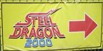Wrebbit finally rides Steel Dragon 2000!