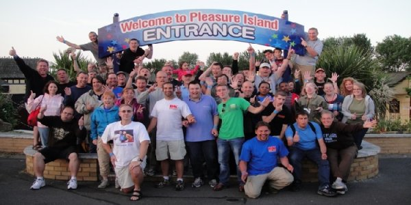 Theme Park Review Photo Update! Pleasure Island, UK!