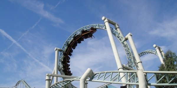 Theme Park Review Photo Update! Thorpe Park, UK!