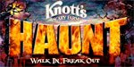 Knott's Haunt Announcement!