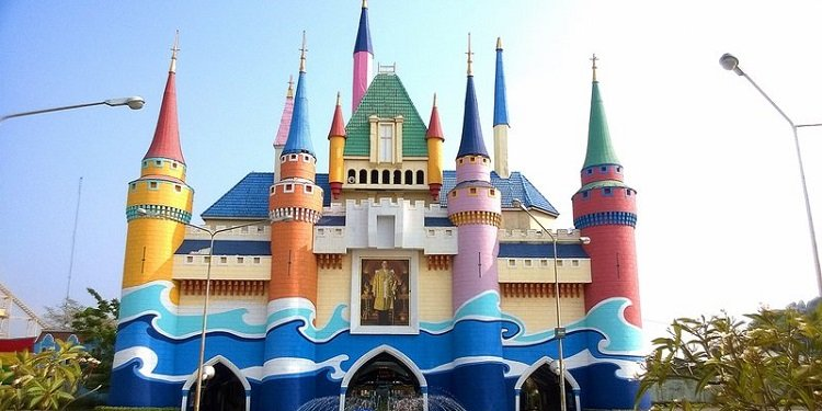 Report from Siam Park in Thailand!