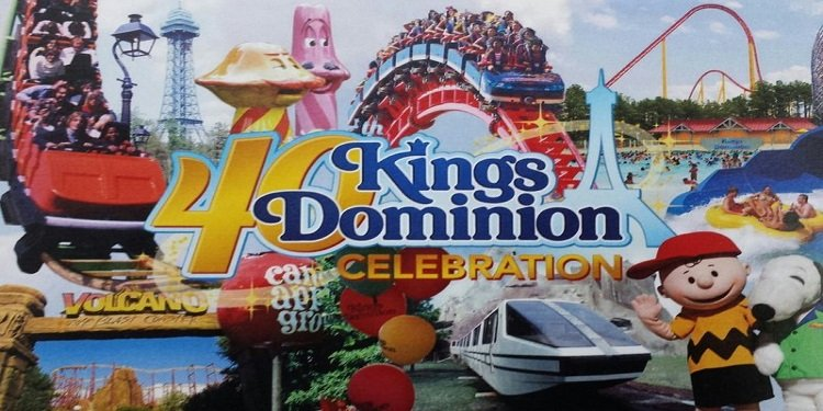 Kings Dominion's Preview Day!