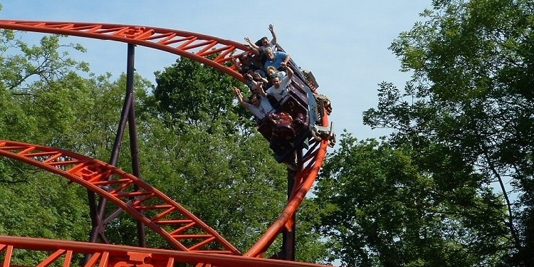 TPR's 2006 UK Trip:  Pleasurewood Hills!