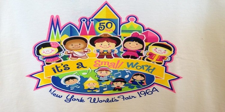 The 50th Anniversary of It's a Small World!