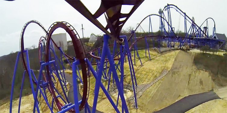 Banshee POV Video Posted!