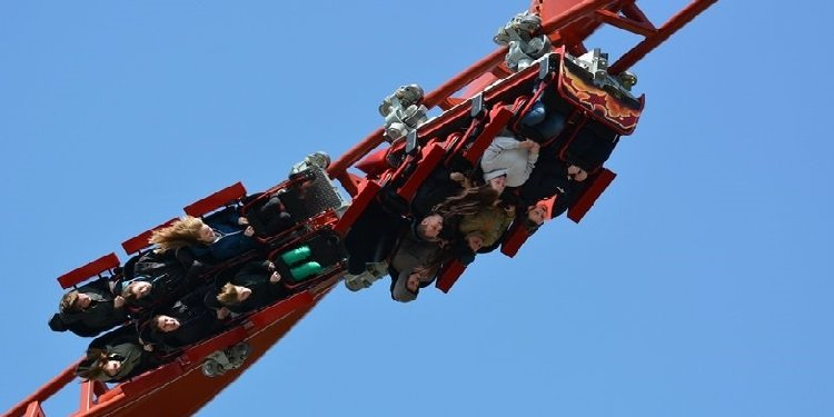 Sky Scream at Holiday Park, Germany!