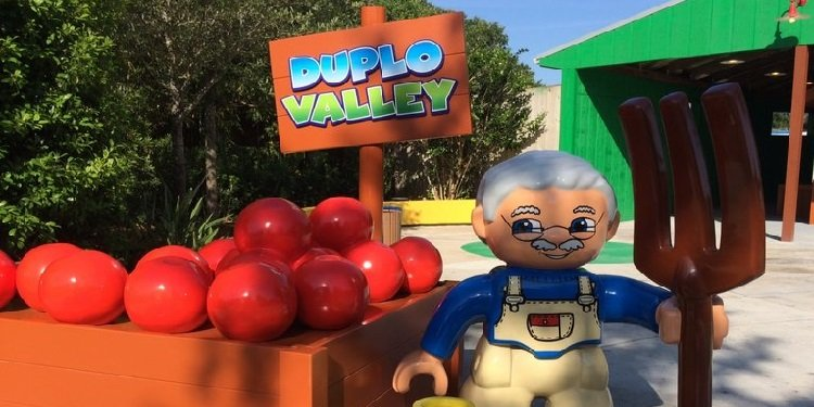 Legoland Florida Opens Duplo Valley!