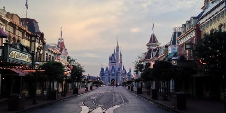 Magic Kingdom Tops in Attendance!