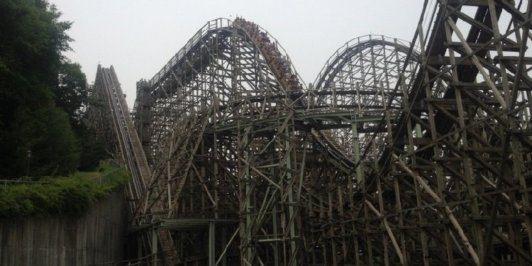 Trip Report from Everland in Korea!