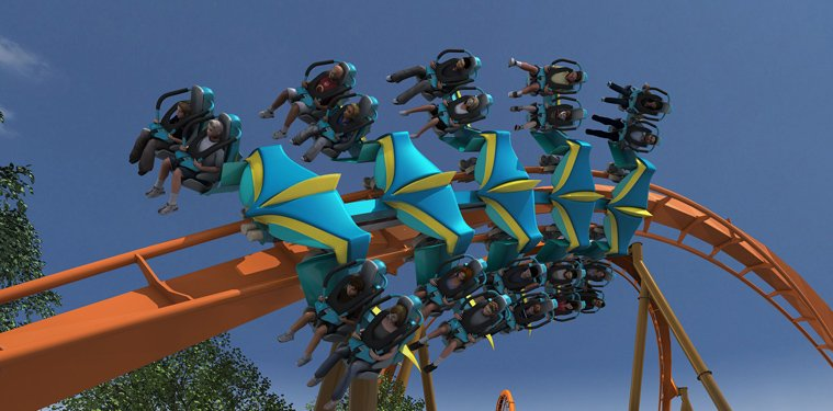 Holiday World Announces Thunderbird for 2015