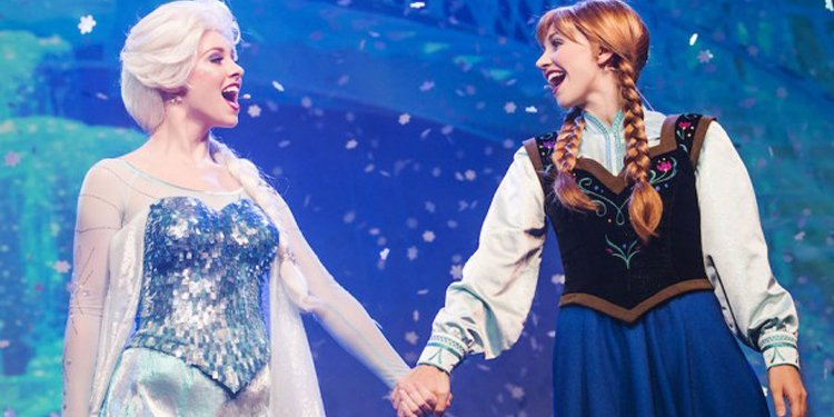 Frozen Ride Coming to Epcot!