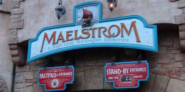 Last Day for Maelstrom at Epcot!
