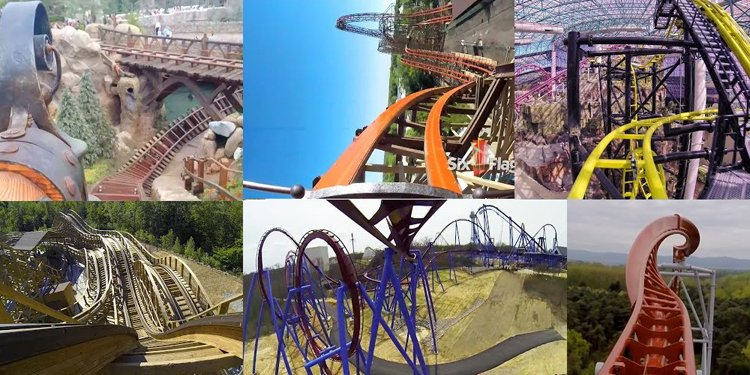 What's YOUR favorite 2014 coaster?