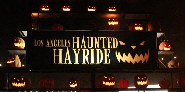 Los Angeles Haunted Hayride!