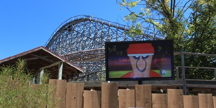 Great Report from Worlds of Fun!