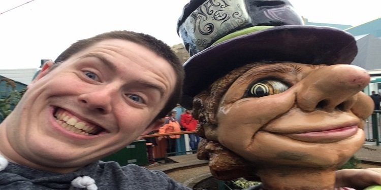 Blackpool Pleasure Beach Report!