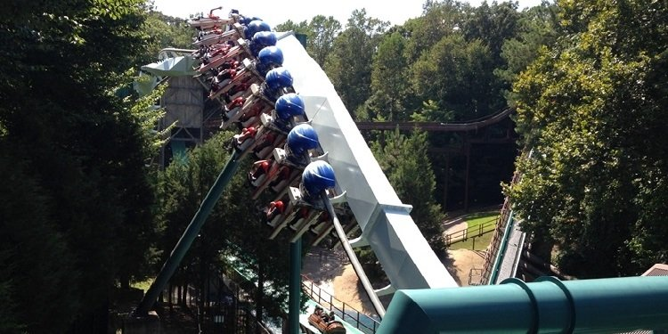 Busch Gardens Williamsburg Trip Report!