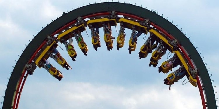 Video of SkyRider at Canada's Wonderland!