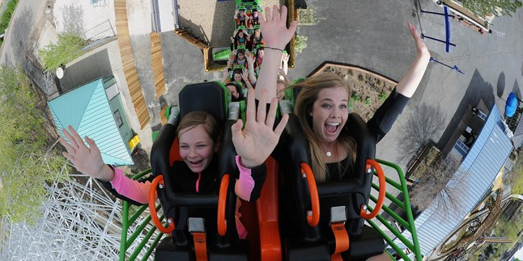 Darien Lake Announces 2015 Rides!