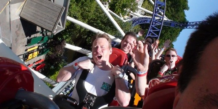 TPR at Liseberg in 2009!